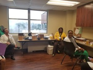 Helping Hearts Senior Care Thanks Case Management Team of UAB Medical West
